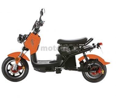 Orange Motorino XPd