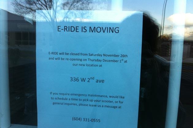E-Ride Moving