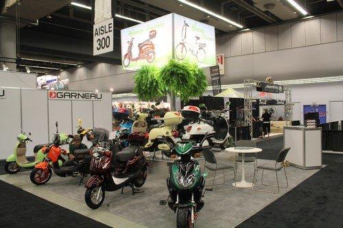 2013 Montreal Bike Show