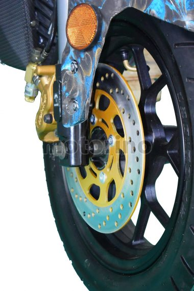 Motorino XMr Disc Brake
