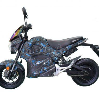 Motorino XMr Blue Wisps