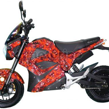 Motorino XMr Red Fire