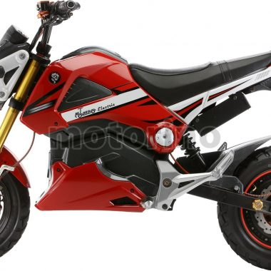 Motorino XMr Solid Red