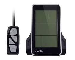 C600E LCD Display
